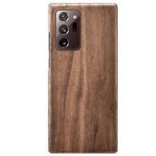 Bulletproof Aramid Fiber Natural Wooden Case for Samsung Note20 Note20 Ultra S20