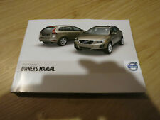2009 VOLVO XC60  OWNERS MANUAL