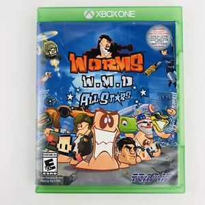 Worms WMD All Stars -(Microsoft Xbox One) Video Game