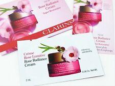 CLARINS Rose Radiance Cream 2ml - Sample Sachet