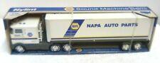 Vintage 1980S Nylint Semi Truck & Trailer Napa Auto Parts Pressed Steel Toy