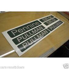 Pennine Pullman Caravane Autocollant Decal Set graphique