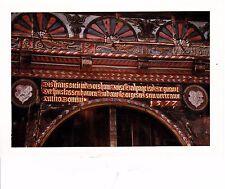 Haussegen aus 1577 Museumsdorf Detmold