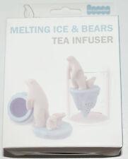 Teesieb Teeei Tee Sieb Ei Katze Katzenpfote Hase Häschen Eisbär Tea Infuser NEU