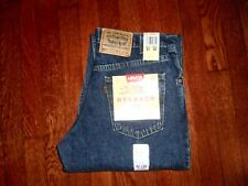 LEVIS VINTAGE 550 CIRCA 1997 MADE IN THE USA ORANGE TAB RELAXED FIT JEANS 31x34