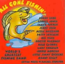 VARIOUS ARTISTS - ALL GONE FISHIN' NEW CD