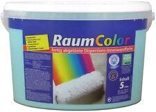 Wilckens 5l Raumcolor Türkis Innenfarbe Wandfarbe hochdeckend matt Farbe