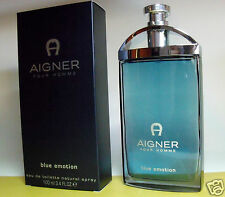 AIGNER Pour Homme blue emotion Eau de Toilette 100ml  (EUR 28,50 / 100 ml)
