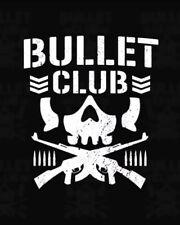 THE BULLET CLUB 01 (WRESTLING POSTER) PHOTO PRINTS-KEYRINGS-MUGS-ROCK SLATES