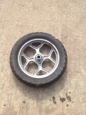 Bmw K100 Rear Wheel And Tyre 130 90 17 68H