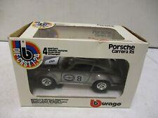 Bburago Porsche Carrera RS 1/24