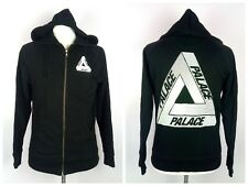 5a4228bb5162 100% Authentic PALACE Skateboards Zip Up Tri-Line Hoodie Size M (Fit L