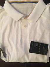 RARE Nike Court Zonal Cooling Advantage Roger Federer Tennis Polo 934094 100 L