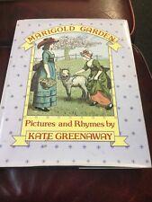 Marigold Garden Kate Greenaway 1985 Hardback