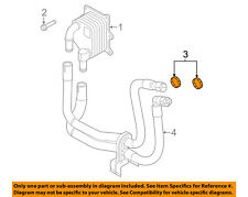 FORD OEM-Oil Cooler Gasket AT4Z6840B