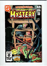Dc Dare You Enter. House Of Mystery #320 Sept 1983 Nm vintage comic Kaluta