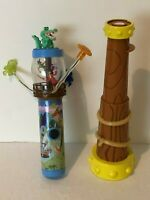 Disney Jake and the Neverland Pirates Telescope Picture Viewer and Light Up Toys