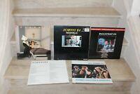 Johnny Hallyday- Coffret enveloppe,double 33T.Johnny84 Nashville+drôle de metier