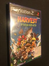 Harvest Fishing PS2 Play Station 2 Pal ESPAÑOL NUEVO PRECINTADO