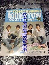 TVXQ tohoshinki dbsk jyj photobook Korean ver 1st tomorrow 000777 Rare OOP VIDEO