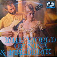 Nina & Frederik The World Of Nina & Frederik LP Comp Vinyl Schallplatte 188918