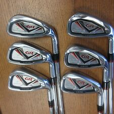 USED Golf BRIDGESTONE TOURSTAGE Mens X-BLADE GR 5-PW Iron set GS95 Steel S200
