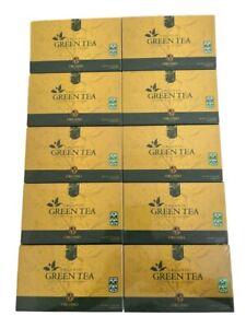 10 Boxes Organo Gold Organic Green Tea With Ganoderma Lucidum
