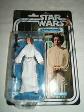 STAR WARS 40th anniversary figure Princess LEIA ORGANA 15 cm Kenner
