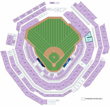 GAME 6 WORLD SERIES 2020! 1 or 2 TICKETS Dodgers v Rays 10/27 SECTION 127 ROW 4!