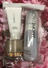 Amore Pacific Future Response Age Defense Cream, Moisture Bound Spray, Cleansing