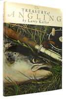 Larry Koller THE TREASURY OF ANGLING  1st Edition 1st Printing