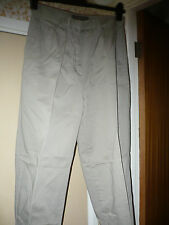 BNWOT Ladies UK 14 Network Cotton Chino Trouser