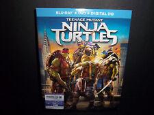 Teenage Mutant Ninja Turtles (Blu-ray + DVD) Brand New & Sealed!!!