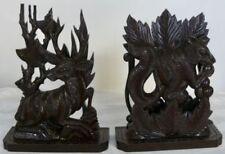 Esculturas e gravuras