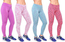 New Women High Waist Sports Gym Yoga Running Fitness Leggings Compression Pants