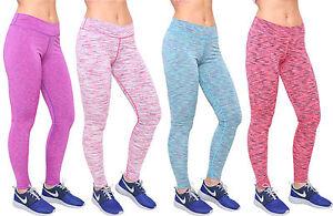 New Women High Waist Sports Gym Yoga Running Fitness Leggings Compression Pants