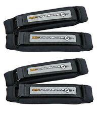 BIC Sport Windsurf Footstraps Ergoform One Design Sealed set of 4 pcs Ref: 31071