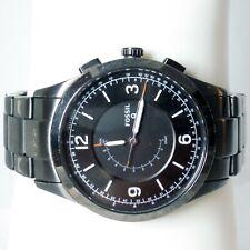 "FTW1207 Fossil Activist Men's watch Gray,Gunmetal 42 mm 7.75"" Hybrid"