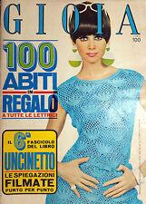 GIOIA N°14 /6/APR/1966* Settim.le di Politica, Attualità e Cultura per la donna