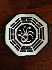 "LOST TV Series Dharma HYDRA 4"" Embroidered Patch"