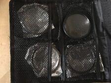4 camera filters. 67mm