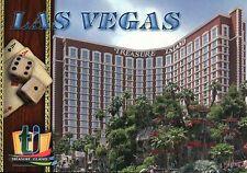 Treasure Island Hotel & Casino, Las Vegas Boulevard, Nevada, Dice Cards Postcard