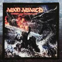 Amon Amarth - Twilight of the Thunder God | Printed Patch | Death / Viking Metal