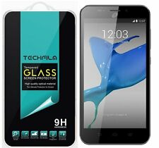 TechFilm® Tempered Glass Screen Protector Saver Shield For ZTE Quartz Z797C