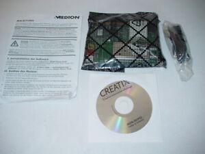 6 Stück MEDION TV-TUNER Video IN ISDN PCI Karte CTX909_V2 P/N: 20012548 -