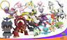 6IV Mythical Event Pack NON Shiny Pokemon Sun Moon Ultra Marshadow Zeraora Mew