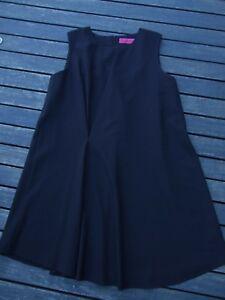 BOOHOO DRESS SIZE UK 12 LOOKS WORN ONCE BLACK