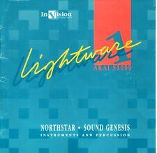 LIGHTWARE AKAI S1000 CD-ROM SOUND LIBRARY 6 VOL.