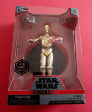 STAR WARS ELITE SERIES C 3PO - DISNEY - TAILLE 15 CM EN METAL - REF 4079