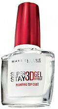 Maybelline SuperStay 3D Gel Effect Plumping Top Coat 10ml Plump Color